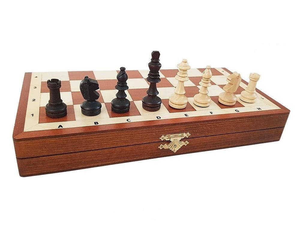 Шахматы Gniadek Турнирные №3 Intarsia (1053)