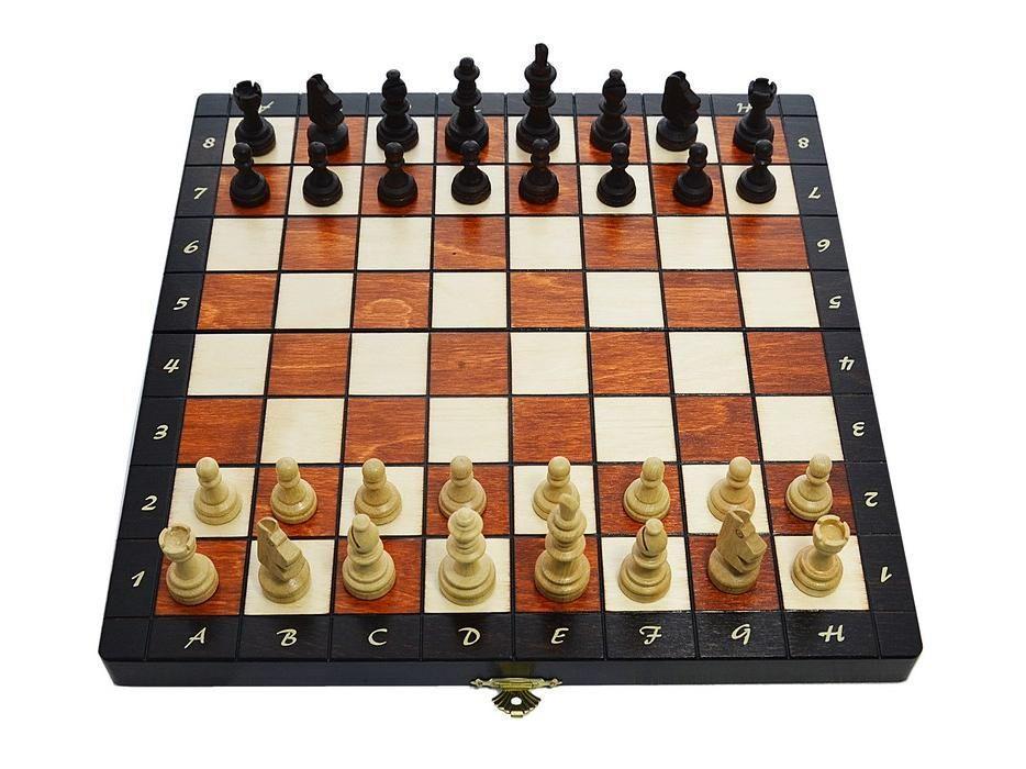 Шахматы Madon Магнитные (3140)