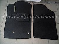Ворсовые коврики в салон Citroen Berlingo с 1998-2008 гг. (Серые)