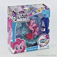 Пони-русалка в ракушке Пинки Пай Pinkie Pie BL065 7Toys подводное кафе SPA в коробка 20*6*20см