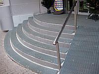 Противоскользящее покрытие для ступеней, лестниц и пандусов