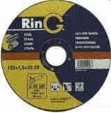 Круг отрезной металл RING 115*1.2*22