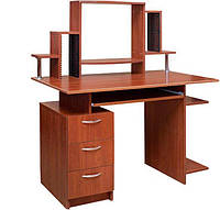 Стол компьютерный Пегас с надстройкой, фото 1