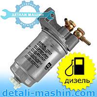 Фильтр топливный МТЗ (Д-240/245) с корпусом-крышкой, фитингами и болтами в сборе