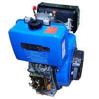 Дизельный двигатель Беларусь 10 л.с.186FE (стартер)