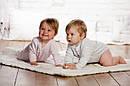 Детские костюмы двухника начеса (осень-зима-весна)