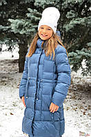 Пальто зимнее для девочки (152 см.)  Snowimage 6901250492888