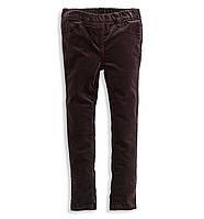 Велюровые брюки леггинсы для девочек