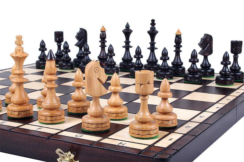 Шахматы  Madon Indian с вставкой (3123)
