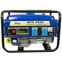Бензогенератор Werk WPG3600
