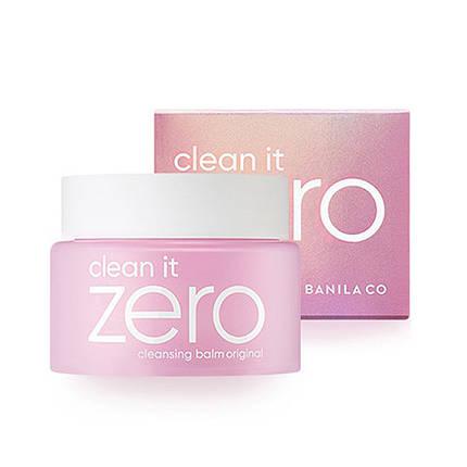 Очищающий крем Banila Co. Clean it Zero Cleansing Balm Original, 100 мл, фото 2