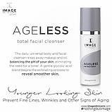 IMAGE Skincare Очищающий гель AGELESS,177 мл, фото 10