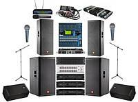 Аренда звукового оборудования (Запорожье - Днепр)