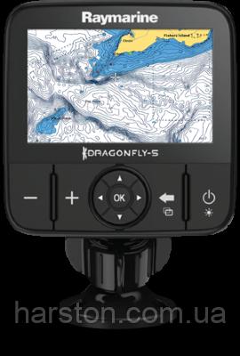 Картплоттер Raymarine DragonFly 5 M