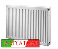 Стальной радиатор Radiatori 22 тип 500х600