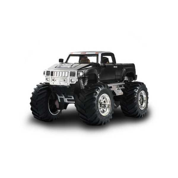 Машина на радиоуправлении джип1:43 Hummer (черный)