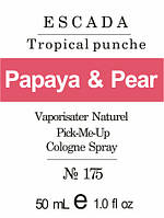 Tropical punche * Escada (Papaya & Pear) - 50 мл духи