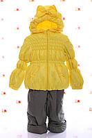 Куртка и полукомбинезон весна-осень  Кроха   для девочек  , фото 1