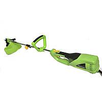 Коса электрическая Gartner BCE-1720k садовый триммер для травы газона (разборный вал, D-ручка) нож + леска