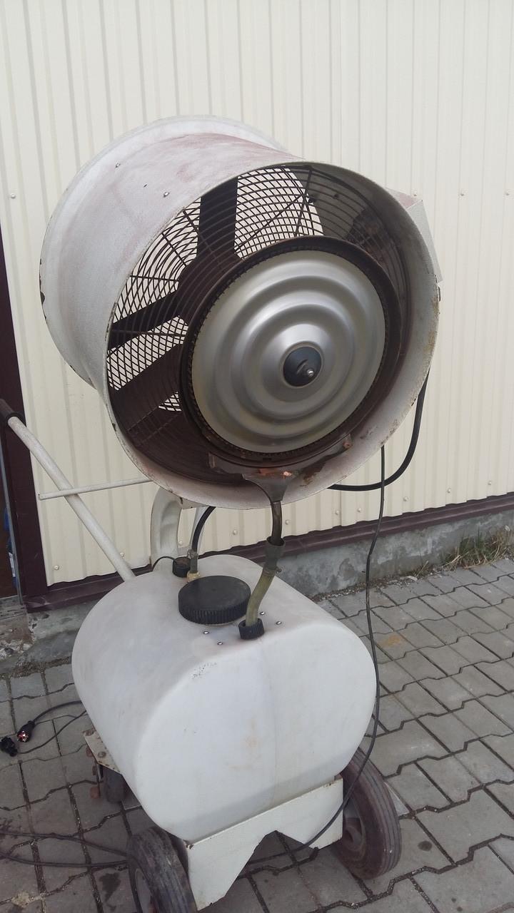 Генератор холодного тумана дезинфікатор дезинфикатор