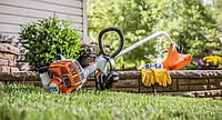 Триммеры и бензокосы для травы