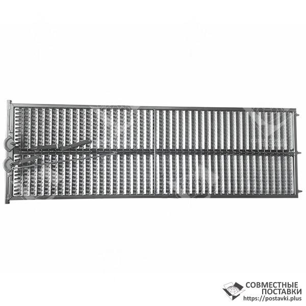 600-Sito CL 647674 Решето жалюзійне 3D 560x1755