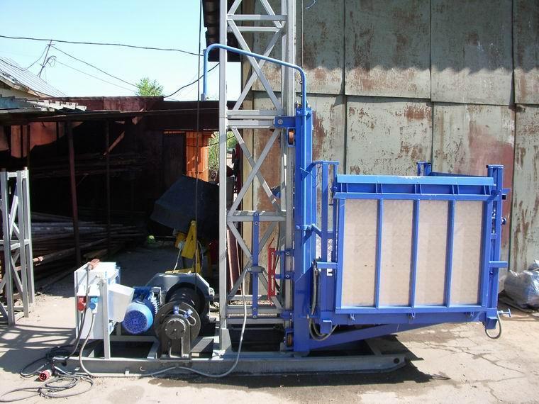Грузовое подъемное оборудование