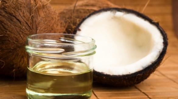 Натуральное кокосовое масло рафинированное 200г