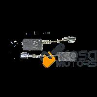 Щетки для электроинструмента 5*10*16 А77 Bosh клема