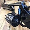 """Револьвер Zbroia Profi 4.5"""" под патрон флобера (черный/пластик), фото 5"""