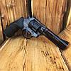 """Револьвер Zbroia Profi 4.5"""" под патрон флобера (черный/пластик), фото 2"""