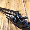"""Револьвер Zbroia Profi 4.5"""" под патрон флобера (черный/пластик), фото 4"""
