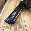 """Револьвер Zbroia Profi 4.5"""" под патрон флобера (черный/пластик), фото 7"""