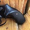 """Револьвер Zbroia Profi 4.5"""" под патрон флобера (черный/пластик), фото 3"""