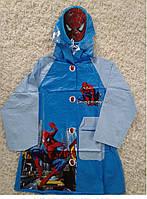 Плащ дощовик дитячий Спайдермен (розмір L)