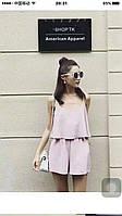 """Комбинезон женский модный на бретелях, размер M-L (3цвета) """"MONRO"""" купить недорого от прямого поставщика"""