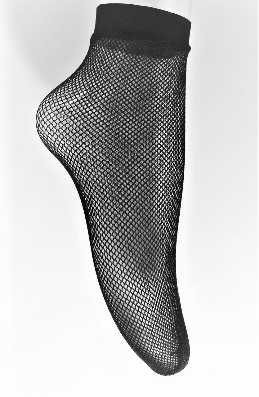 Носок капроновый сетка № 311 (уп.6 пар) цена за упаковку.