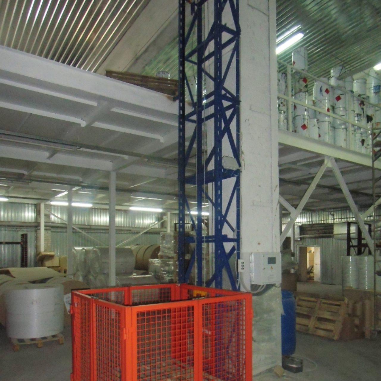 Подъемник   строительный  от производителя