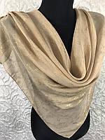 Платки пасхальные с золотом