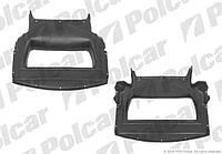 Защита двигателя (дизель) BMW 3 E46 01-05