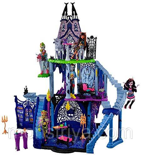Катакомбы Монстер Хай, Серия Слияние Монстров(Monster High Freaky Fusion Catacombs), Белая Церковь
