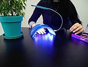 Новинка на рынке ламп для маникюра. SUN668 - уникальная лампа с дополнительным источником света!