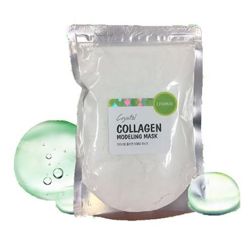 Альгинатная маска с коллагеном Lindsay Premium Collagen Modeling Mask Pack (Zipper)  240 г