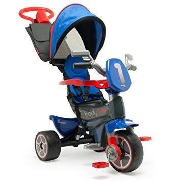 Велосипед детский,Trike Body Max Denim, Injusa 3255
