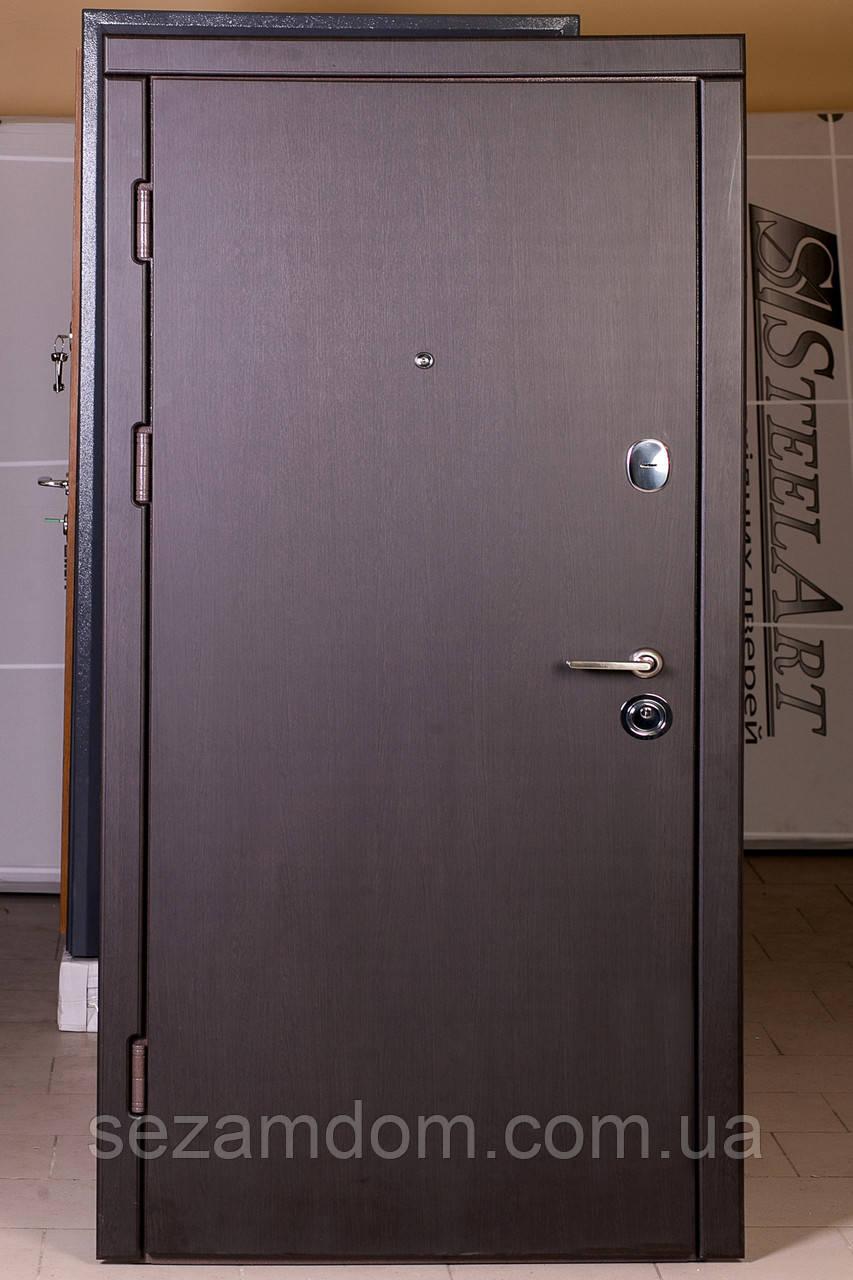 Вхідні двері для дому сталь 1,5 мм
