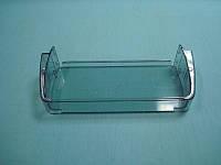 Полка (балкон) малая прозрачная Atlant
