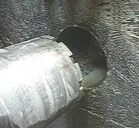 Сверление отверстий 50-450мм