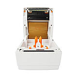 Принтер этикеток WodeMax WD-244D белый  (WD-244D), фото 4
