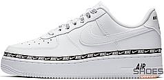 Мужские кроссовки Nike Air Force 1 07 Premium Grey White AH6827-003, Найк Аир Форс, Найк Аир Форс
