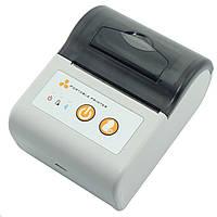 Принтер этикеток AsianWell AW-58A белый, мобильный, беспроводный, bluetooth (AW-58A)